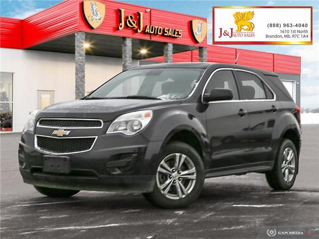 2013 Chevrolet Equinox LS (Stk: J2127) in Brandon - Image 1 of 26