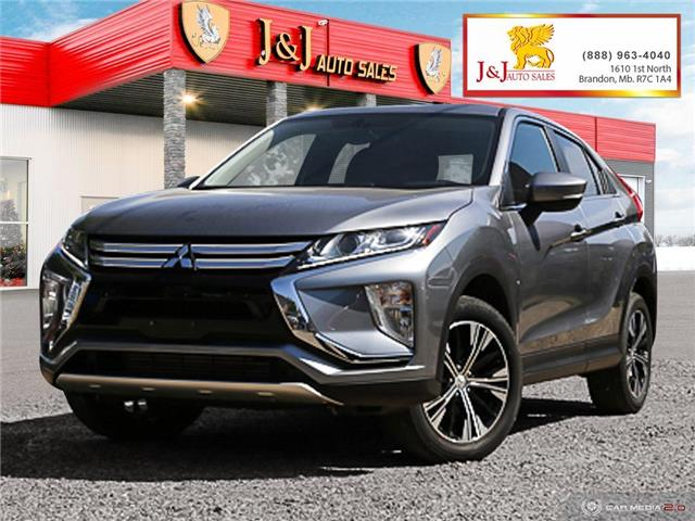 2020 Mitsubishi Eclipse Cross ES (Stk: J2068) in Brandon - Image 1 of 27