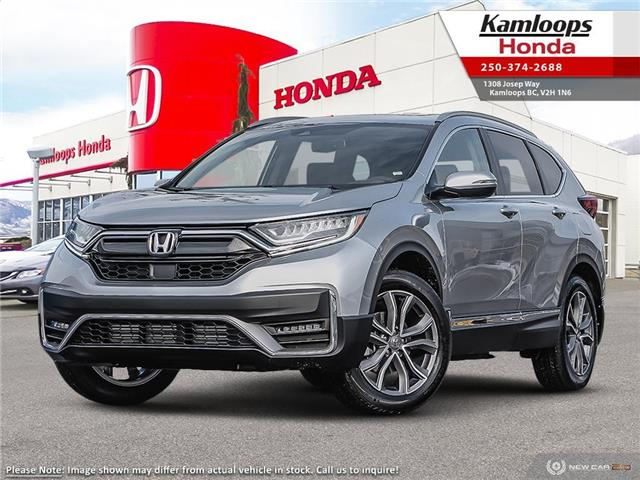 2021 Honda CR-V Touring (Stk: N15178) in Kamloops - Image 1 of 23