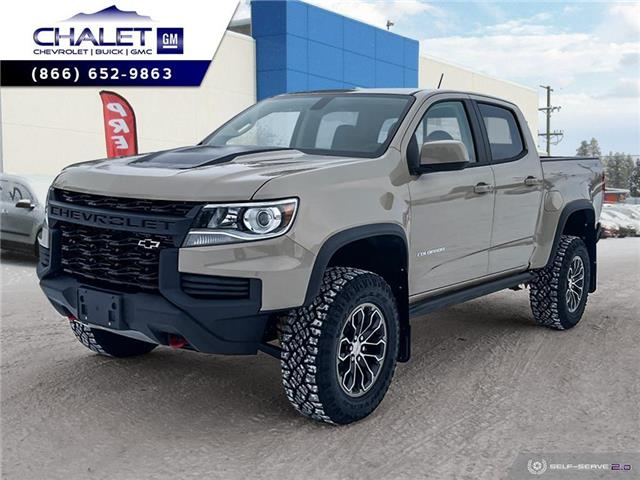 2021 Chevrolet Colorado ZR2 (Stk: 21CL1160) in Kimberley - Image 1 of 19
