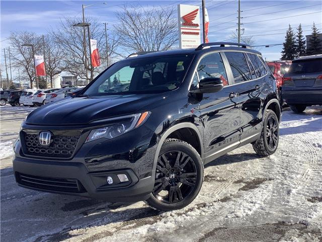 2021 Honda Passport Sport (Stk: 21221) in Barrie - Image 1 of 24