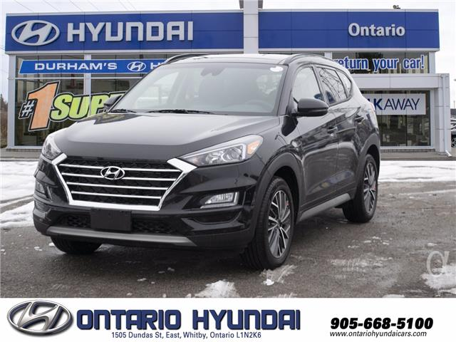 2021 Hyundai Tucson Luxury (Stk: 365233) in Whitby - Image 1 of 21