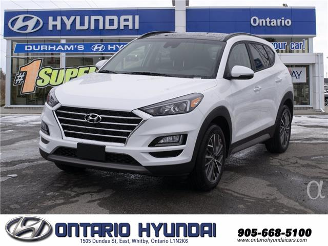 2021 Hyundai Tucson Luxury (Stk: 371766) in Whitby - Image 1 of 21