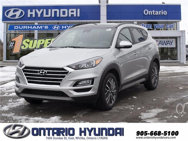2021 Hyundai Tucson Luxury (Stk: 384668) in Whitby - Image 1 of 21