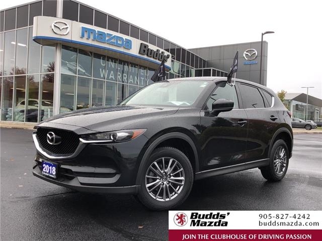 2018 Mazda CX-5 GS (Stk: P3666) in Oakville - Image 1 of 20