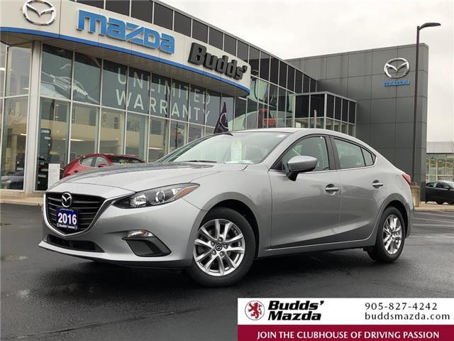 2016 Mazda Mazda3 GS (Stk: P3689) in Oakville - Image 1 of 18