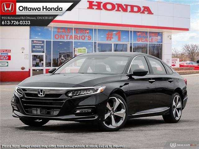 2021 Honda Accord Touring 1.5T (Stk: 343160) in Ottawa - Image 1 of 23