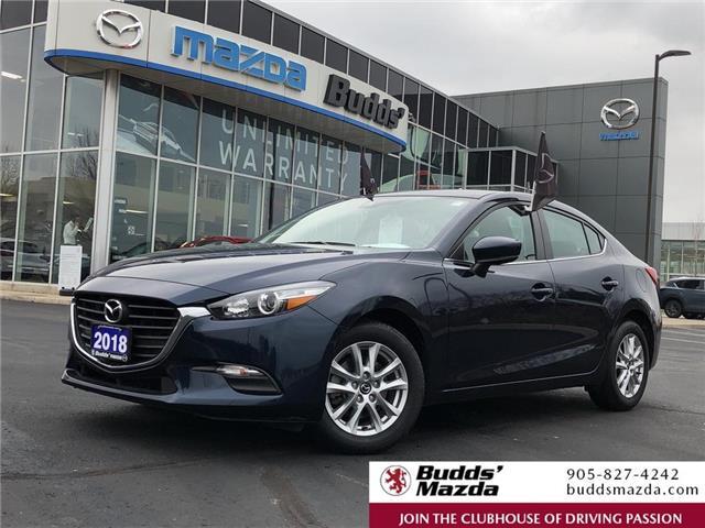 2018 Mazda Mazda3 GS (Stk: P3708) in Oakville - Image 1 of 19