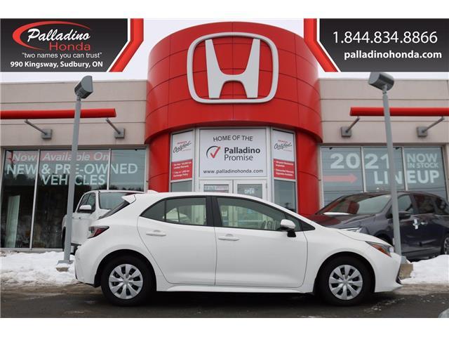 2019 Toyota Corolla Hatchback Base (Stk: BC0097) in Greater Sudbury - Image 1 of 26