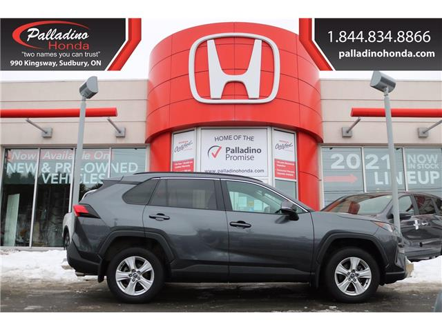 2019 Toyota RAV4 LE (Stk: BC0103) in Greater Sudbury - Image 1 of 25