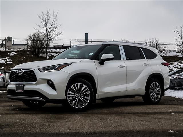 2021 Toyota Highlander Limited (Stk: 15150) in Waterloo - Image 1 of 22