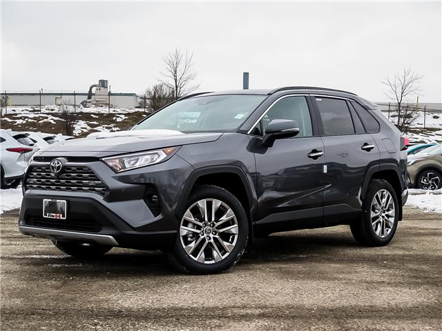 2021 Toyota RAV4 Limited (Stk: 15149) in Waterloo - Image 1 of 21