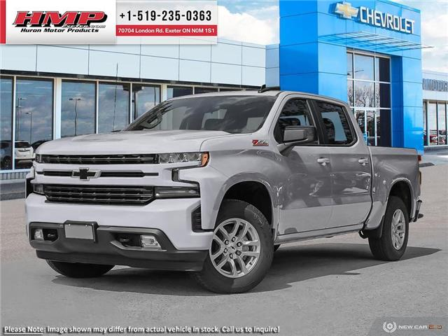 2021 Chevrolet Silverado 1500 RST (Stk: 89562) in Exeter - Image 1 of 23