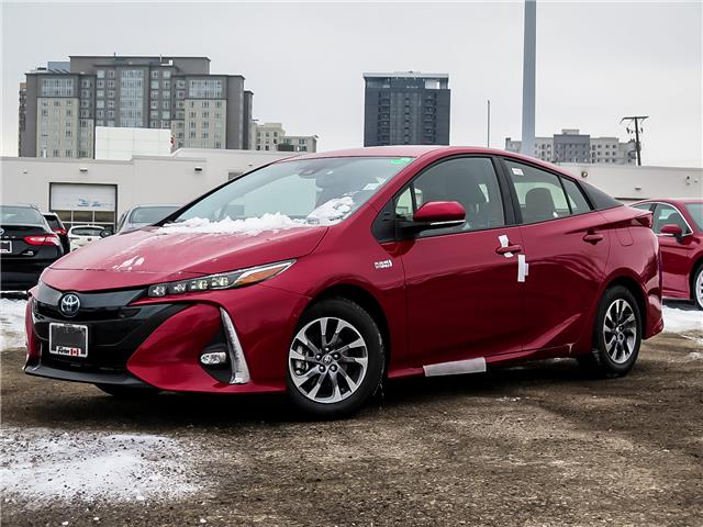 2021 Toyota Prius Prime  (Stk: 17008) in Waterloo - Image 1 of 20