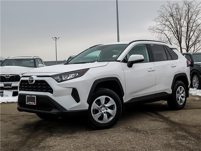 2021 Toyota RAV4 LE (Stk: 15157) in Waterloo - Image 1 of 19