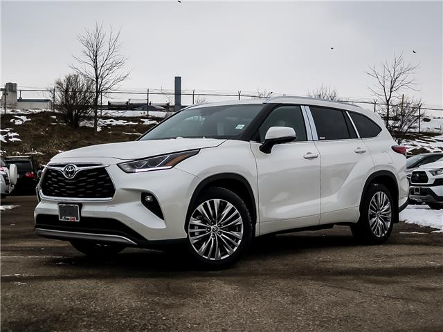 2021 Toyota Highlander Limited (Stk: 15162) in Waterloo - Image 1 of 22