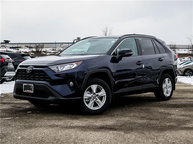 2021 Toyota RAV4 XLE (Stk: 15169) in Waterloo - Image 1 of 20