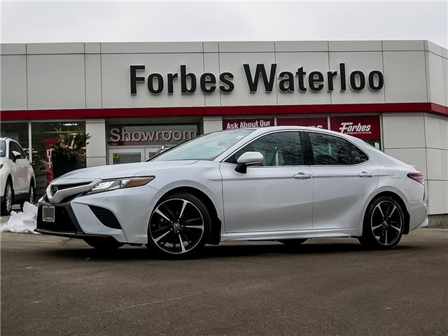 2018 Toyota Camry  (Stk: 15118A) in Waterloo - Image 1 of 24
