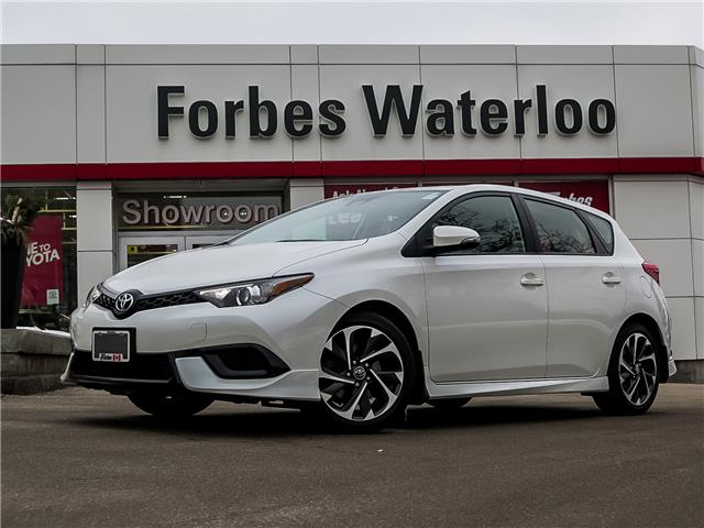 2017 Toyota Corolla iM Base (Stk: 03060R) in Waterloo - Image 1 of 23