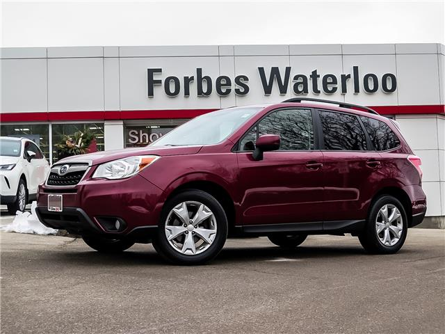 2014 Subaru Forester  (Stk: 14007A) in Waterloo - Image 1 of 24