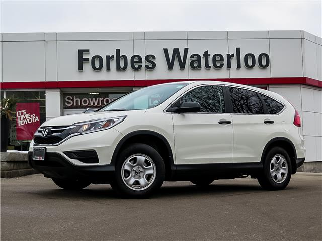 2016 Honda CR-V LX (Stk: 05317A) in Waterloo - Image 1 of 23