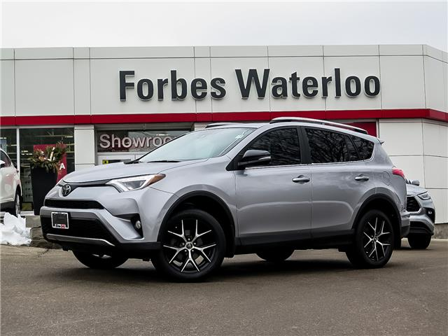 2017 Toyota RAV4 SE (Stk: 15159R) in Waterloo - Image 1 of 25