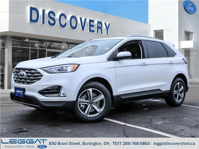 2020 Ford Edge SEL (Stk: ED20-65396) in Burlington - Image 1 of 25