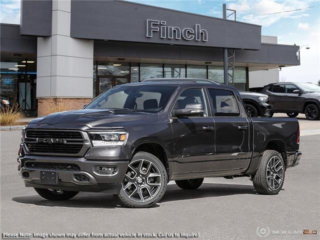 2021 RAM 1500 Sport (Stk: 100565) in London - Image 1 of 24