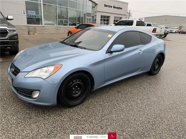 2010 Hyundai Genesis Coupe  (Stk: U04671A) in Chatham - Image 1 of 18