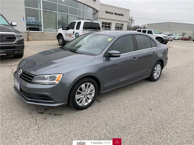2016 Volkswagen Jetta  (Stk: N04908A) in Chatham - Image 1 of 22