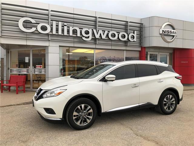 2016 Nissan Murano SL (Stk: 4737A) in Collingwood - Image 1 of 23