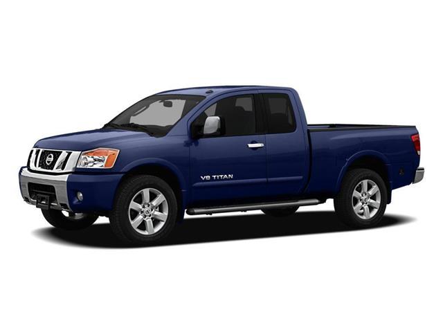 2011 Nissan Titan  (Stk: TK376A) in Carleton Place - Image 1 of 1