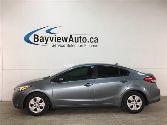 2017 Kia Forte LX (Stk: 37522J) in Belleville - Image 1 of 26