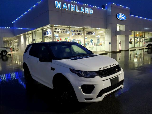 2019 Land Rover Discovery Sport HSE LUXURY (Stk: 21F10160A) in Vancouver - Image 1 of 20