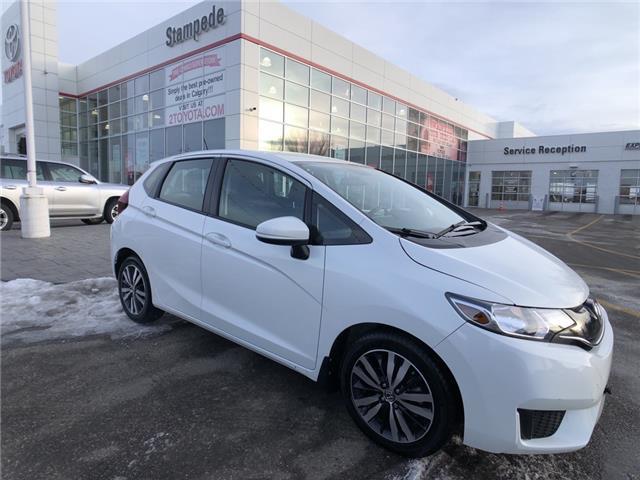 2017 Honda Fit SE (Stk: 210234A) in Calgary - Image 1 of 23
