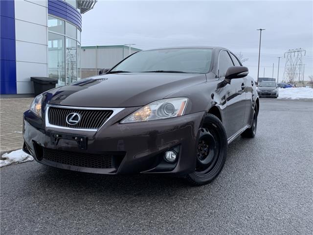 2012 Lexus IS 250 Base (Stk: A0497) in Ottawa - Image 1 of 8