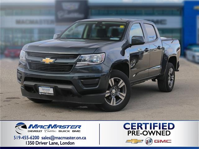 2018 Chevrolet Colorado WT (Stk: 210003A) in London - Image 1 of 10