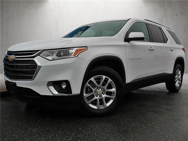 2021 Chevrolet Traverse LT Cloth (Stk: 218-6973) in Chilliwack - Image 1 of 10