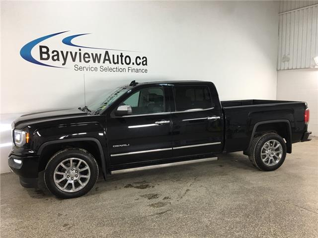 2018 GMC Sierra 1500 Denali (Stk: 37573R) in Belleville - Image 1 of 30