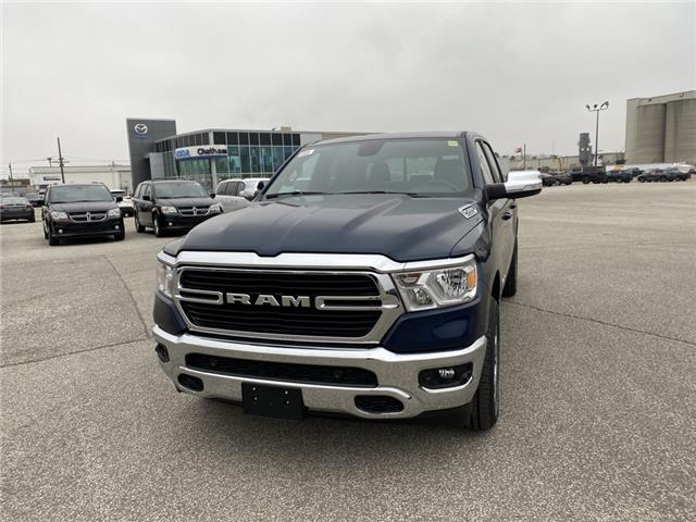 2021 RAM 1500 Big Horn (Stk: N04938) in Chatham - Image 1 of 15
