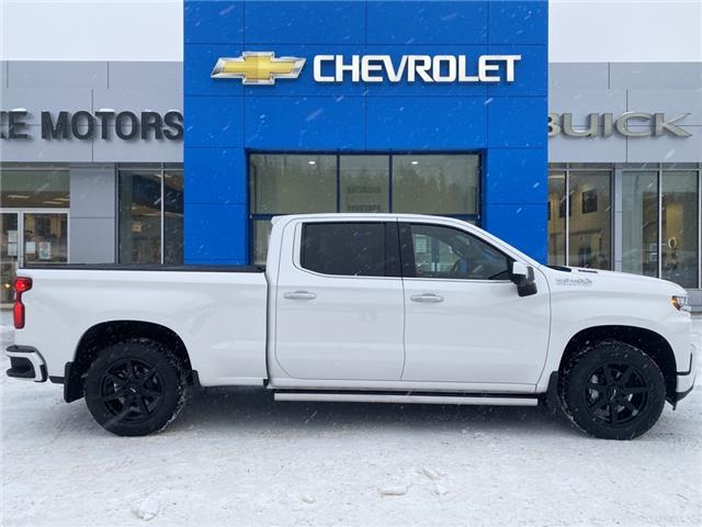 2021 Chevrolet Silverado 1500 High Country (Stk: 7210180) in Whitehorse - Image 1 of 9