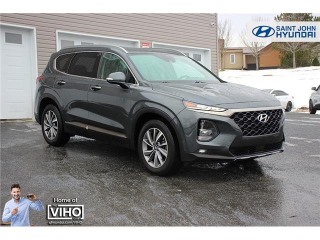 2020 Hyundai Santa Fe Luxury 2.0 (Stk: U2907) in Saint John - Image 1 of 23
