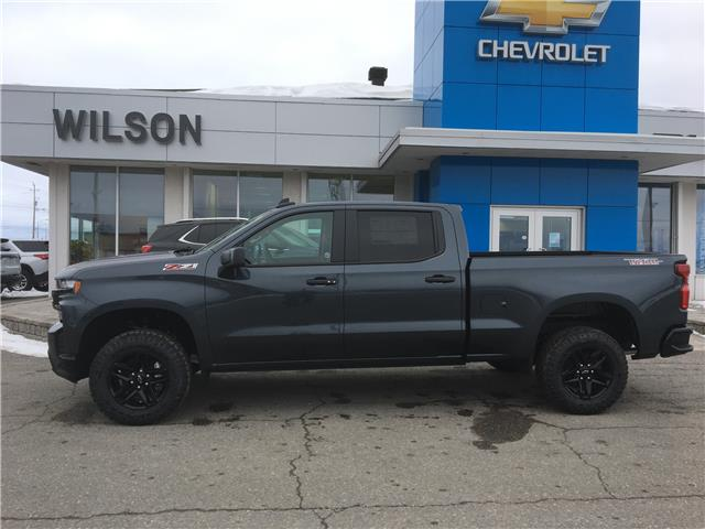 2021 Chevrolet Silverado 1500 LT Trail Boss (Stk: 21137) in Temiskaming Shores - Image 1 of 11