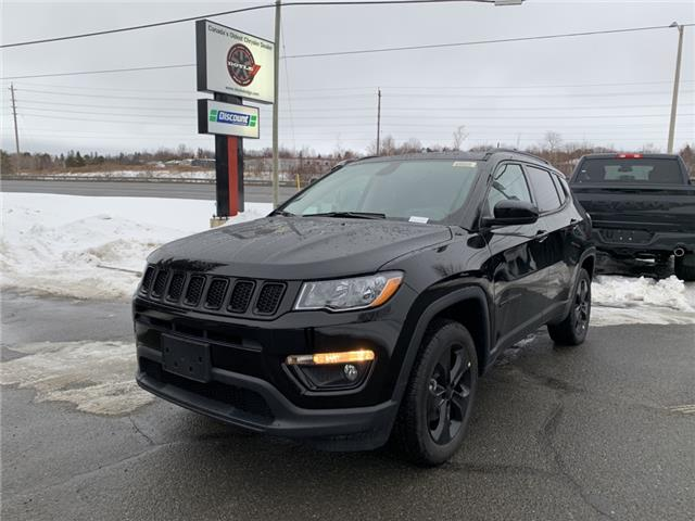 2021 Jeep Compass Altitude (Stk: 6725) in Sudbury - Image 1 of 20