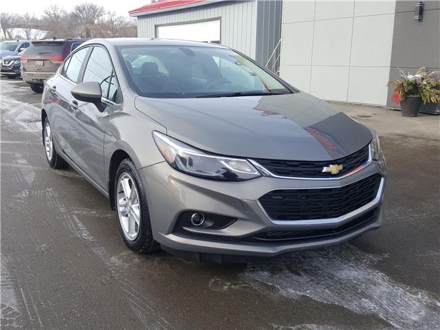 2018 Chevrolet Cruze LT Auto (Stk: 14763) in Regina - Image 1 of 25