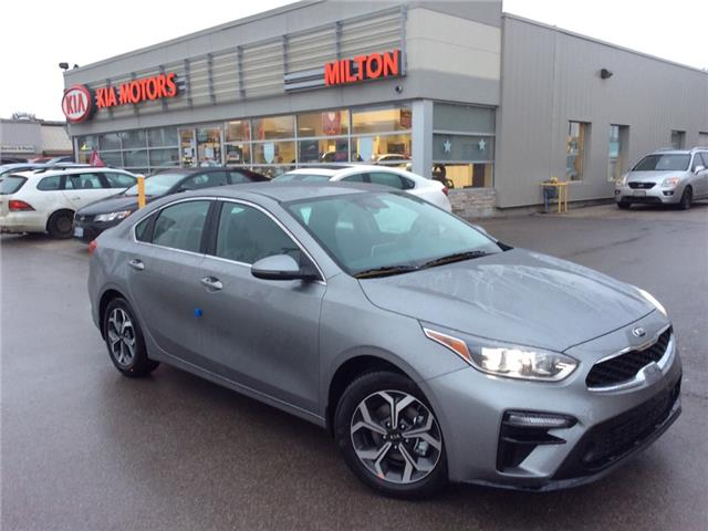 2021 Kia Forte EX (Stk: 321704) in Milton - Image 1 of 13