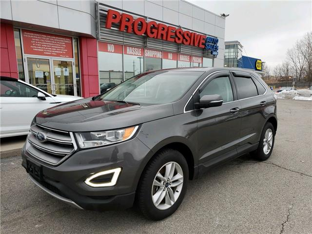 2017 Ford Edge SEL (Stk: HBB70087) in Sarnia - Image 1 of 21