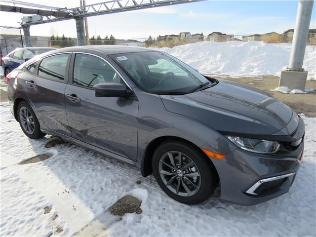 2021 Honda Civic EX (Stk: 210057) in Airdrie - Image 1 of 8