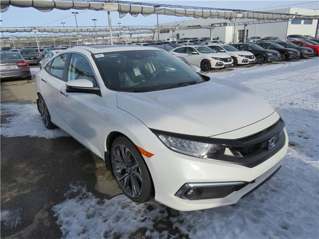 2021 Honda Civic Touring (Stk: 210054) in Airdrie - Image 1 of 8