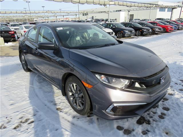2021 Honda Civic EX (Stk: 210059) in Airdrie - Image 1 of 8
